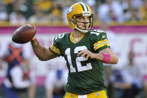 Winner: Aaron Rodgers