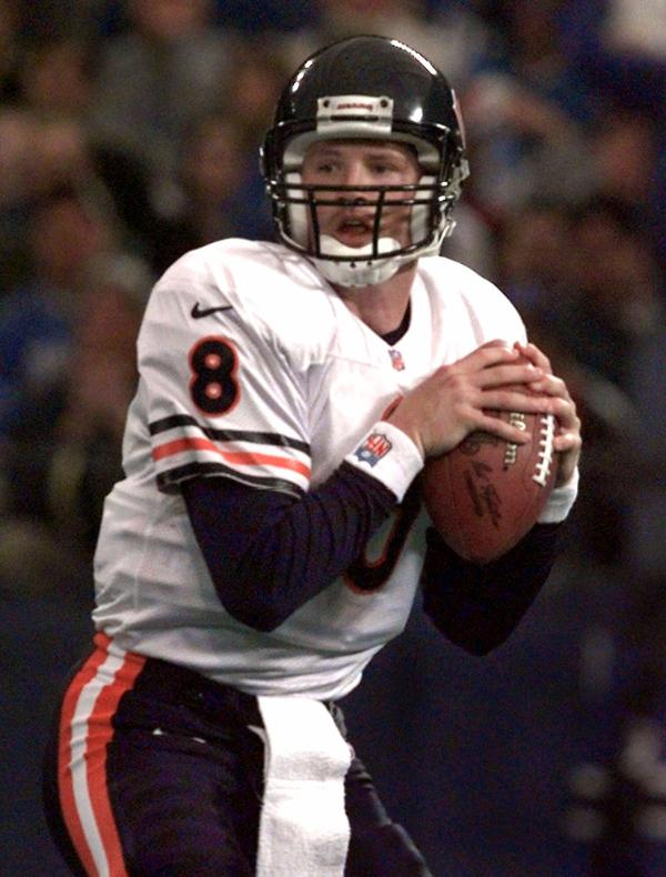Dishonorable mention: Cade McNown