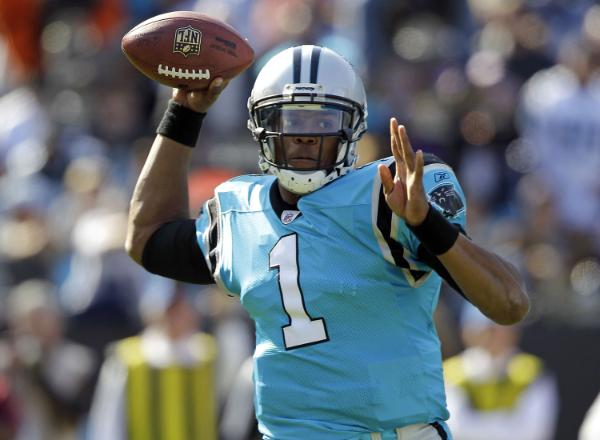 Newton has clawed into the mix for must-start fantasy quarterbacks. But if you have him on your bench behind Tom Brady, Aaron Rodgers or Drew Brees, you should start trying to make a deal to improve other parts of your team, because he can't help you from the bench.