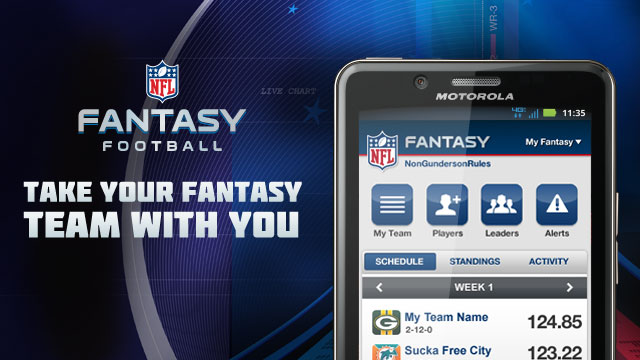 Fantasy Football Mobile