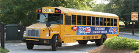 The NFL PLAY 60 Bus Contest