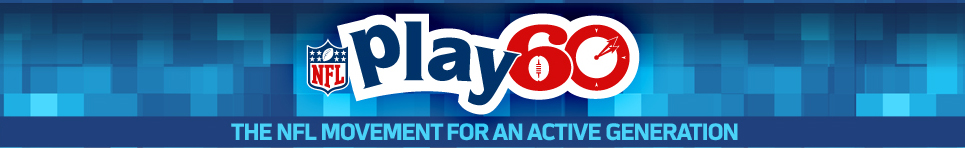 Play 60 : The NFL movement for active generation.