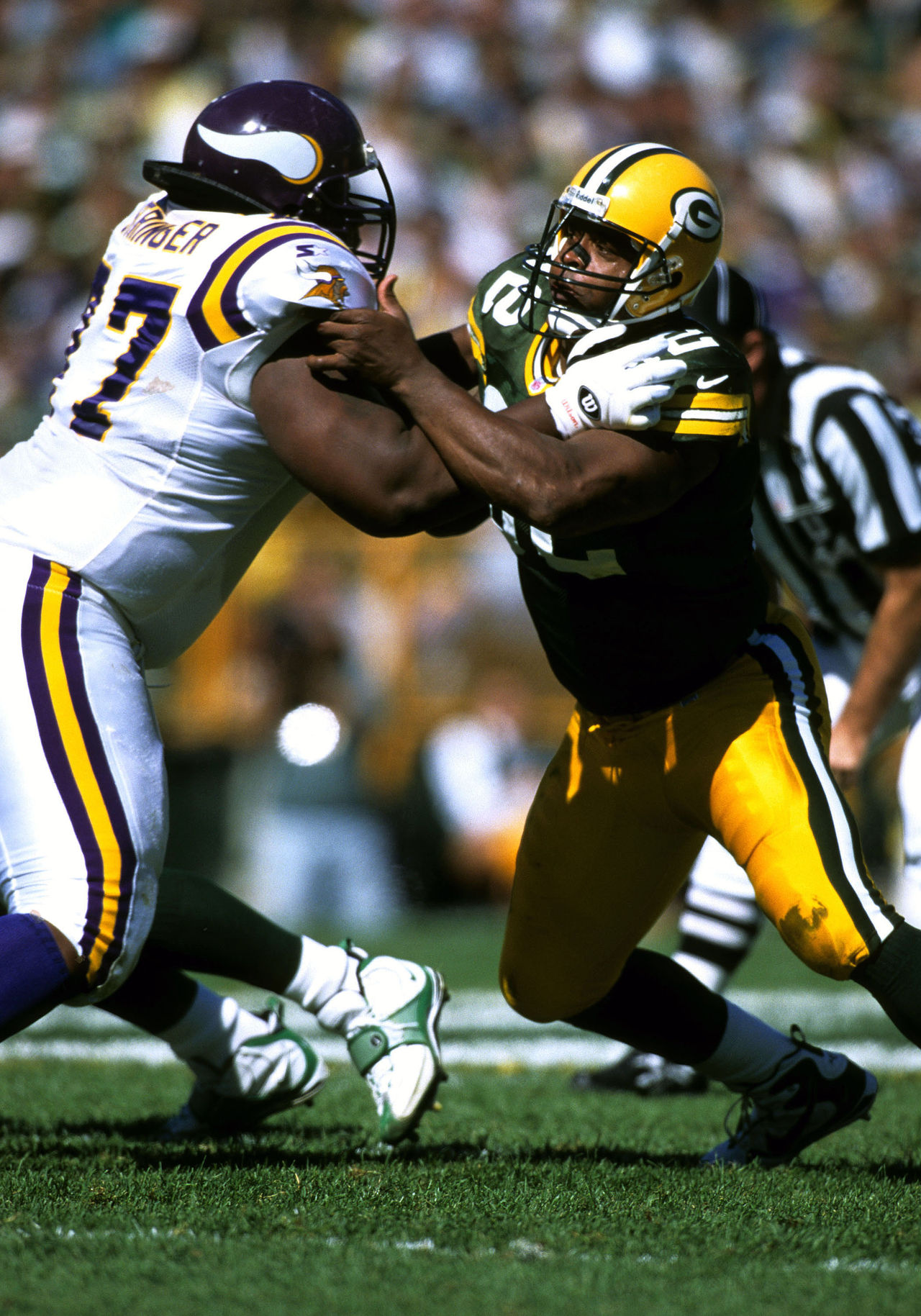 reggie white term paper Below is an essay on reggie white from anti essays, your source for research papers, essays, and term paper examples reggie white he is arguable the best defensive lineman who ever played the game of football.