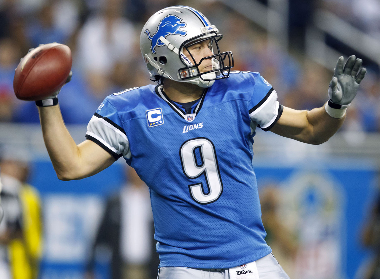 Winner: Matthew Stafford