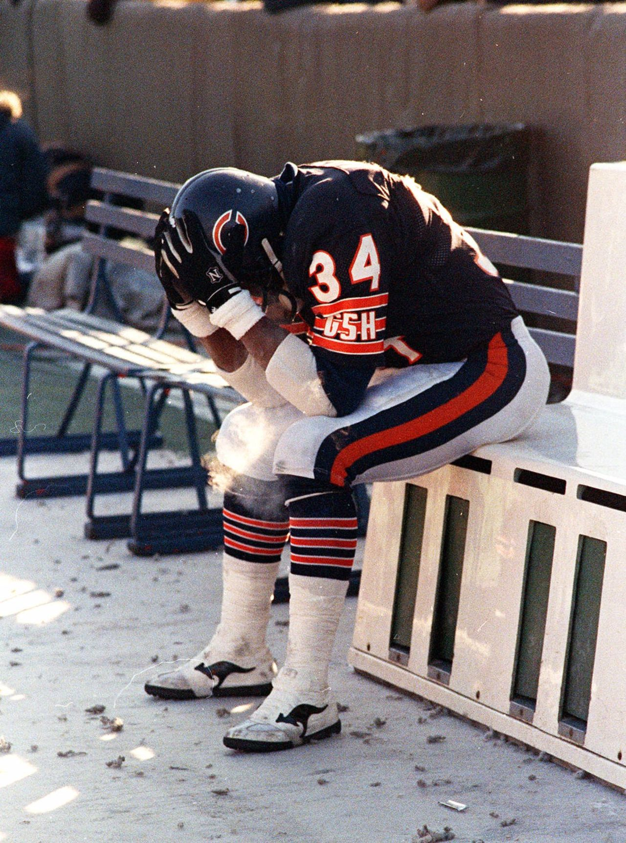 chicago bears history essay The chicago tribune book of the chicago bears: a decade-by-decade history is a comprehensive portrait of the team featuring archival photographs, essays, box scores, reproduced articles and a.