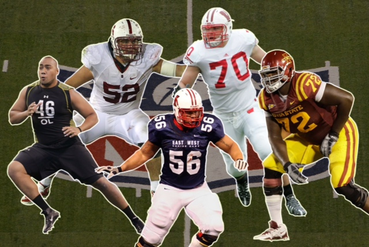Best 2012 NFL Draft prospects by position