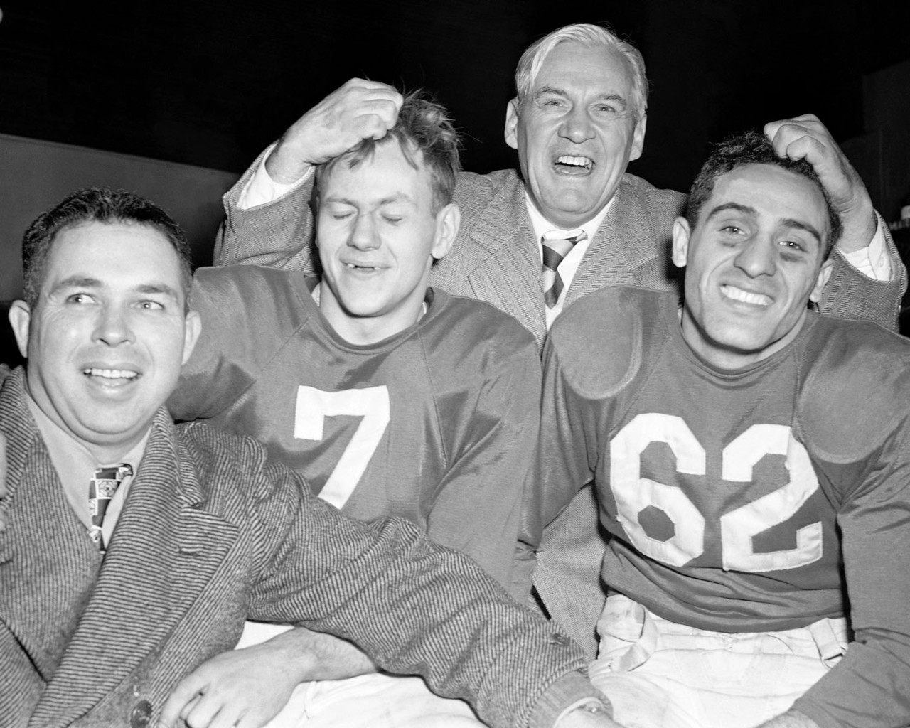 1) ARIZONA CARDINALS - Last NFL Title: 1947
