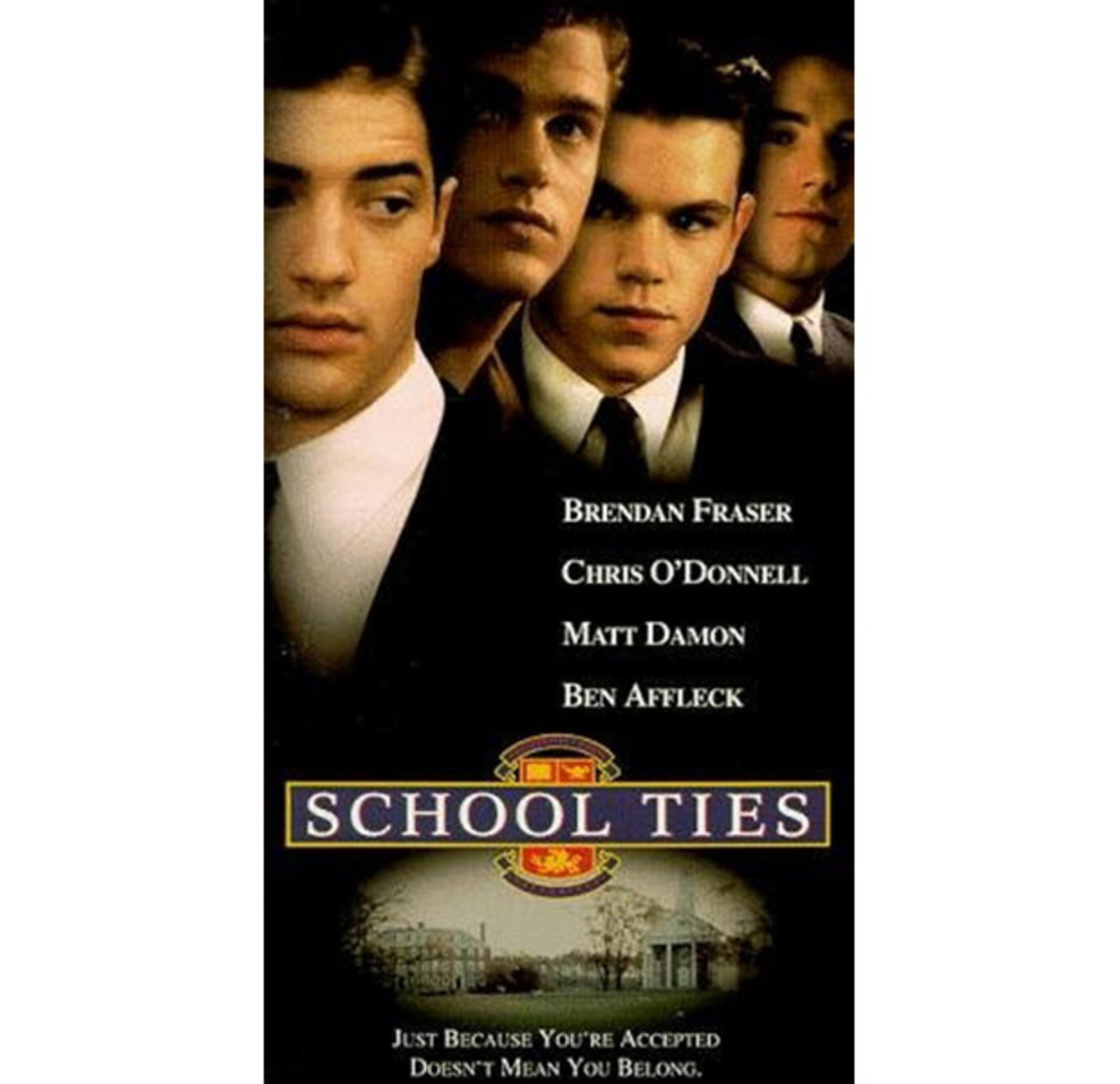 school ties essay prejudice School ties (drama) this film is about prejudice and social class in mid 1950s america this school is a pipeline for harvard university.