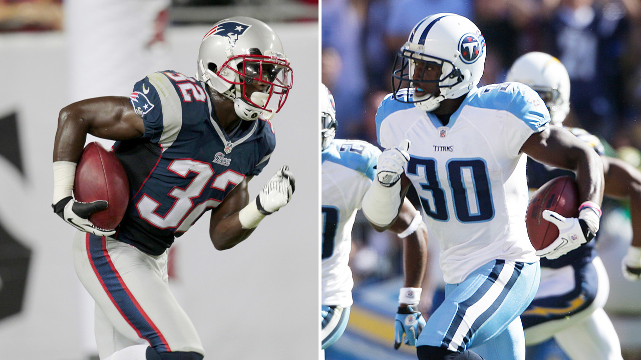 The McCourty brothers, Devin and Jason, are one of just a handful of twins playing currently in the NFL. Born just 27 minutes apart (Devin is older), they attended Rutgers together, where they formed a formidable cornerback pair. Having redshirted, Devin entered the NFL in 2010 -- a year after his brother. He now starts for the Patriots, while Jason is a key part of the Titans defense.