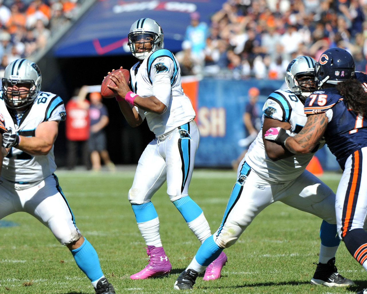 10. Cam Newton, Carolina Panthers