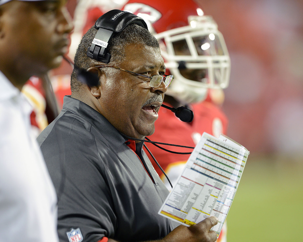 32. Romeo Crennel, Kansas City Chiefs:
