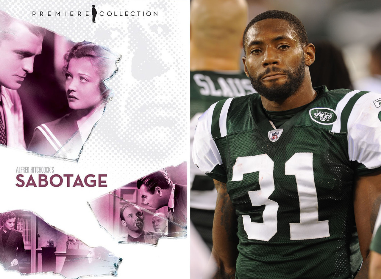 The story of the New York Jets locker room. Antonio Cromartie is undercover as a star player who leads a group of anonymous players in guaranteeing playoffs and criticizing backup quarterbacks. Ah, but Cromartie is actually working for the New England Patriots, attempting to crush the Jets' season under the weight of controversy. After a series of injuries and subpar play, it all falls apart when Mark Sanchez takes off his mask at the end of the movie and reveals he's actually Neil O'Donnell.
