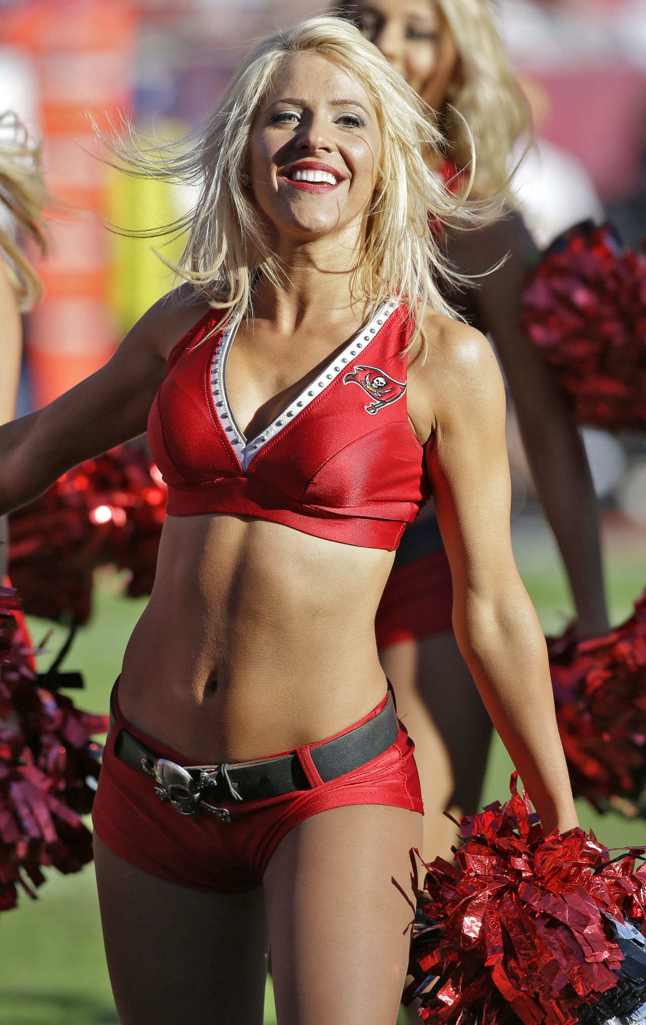 Sexy pussy nfl cheerleaders something is