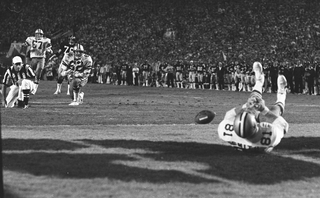 1. Super Bowl XIII - Pittsburgh Steelers 35, Dallas Cowboys 31