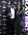 Baltimore Ravens' Super Bowl XLVII DVD premiere