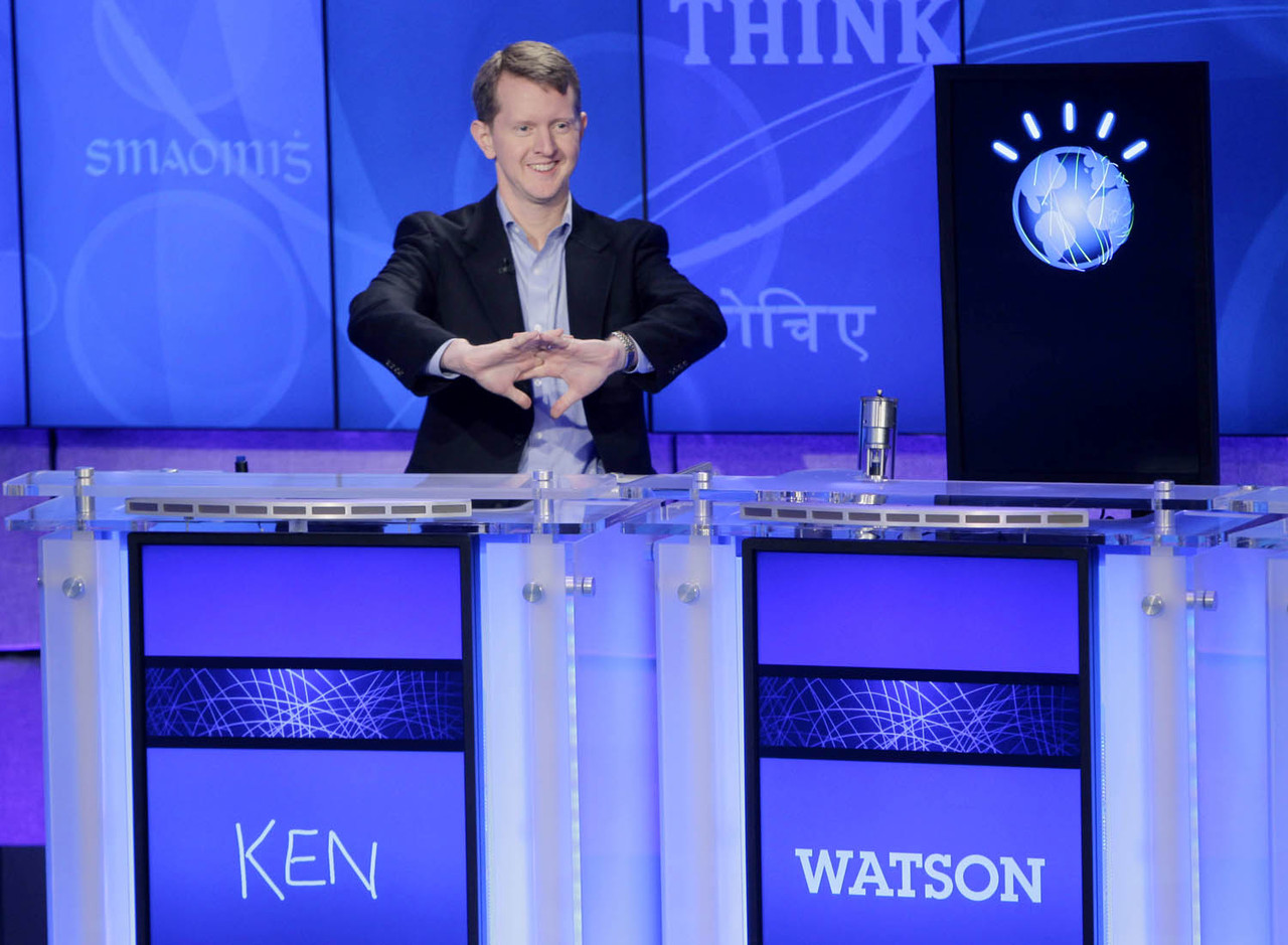 That Ken Jennings has been a bit too smug over the years. It's time for Fitzpatrick (who scored a 48 on the Wonderlic test) to really put Jennings in his place. He could start to make up for losing out on that huge contract with prize money, too.