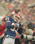 Andre Reed through the years