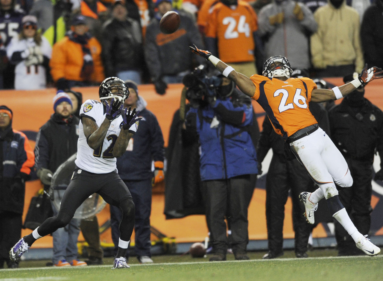 Poor Rahim Moore. The Broncos safety spent the offseason hearing nonstop about his awful mistake against the Ravens in the Divisional Round last year, and now he'll have to hear about it for another four months in the buildup to this rematch. The Thursday night opener will provide an early litmus test for Baltimore's rebuilt defense, especially in the secondary.