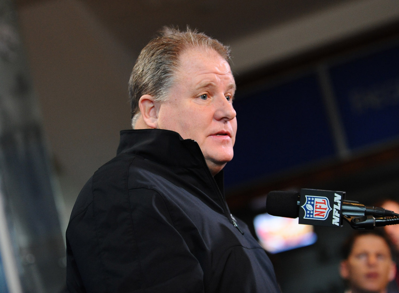 Chip Kelly plucks out his former competitors