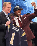 2013 NFL Draft: Tavon Austin