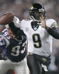 David Garrard through the years