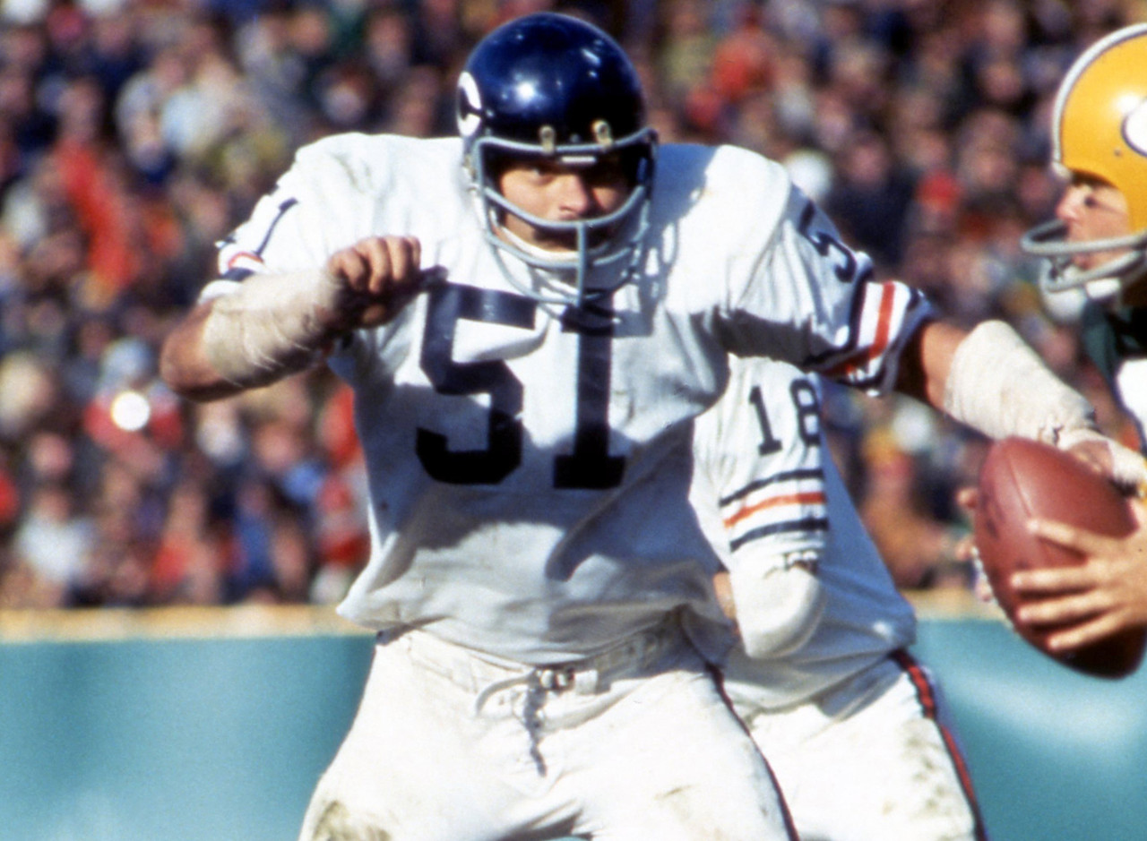 Dick butkus tackle
