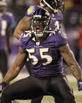 Terrell Suggs through the years