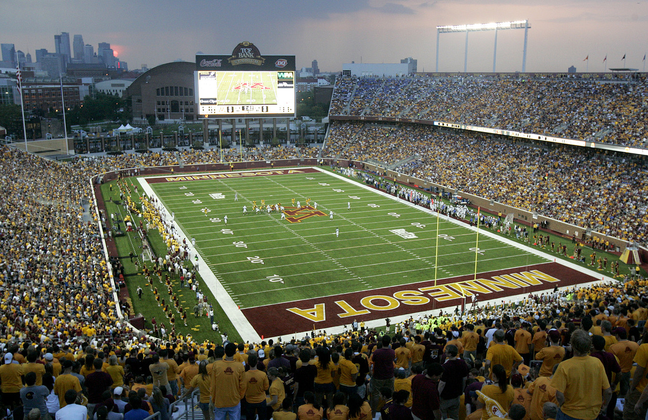what is a golden gopher application