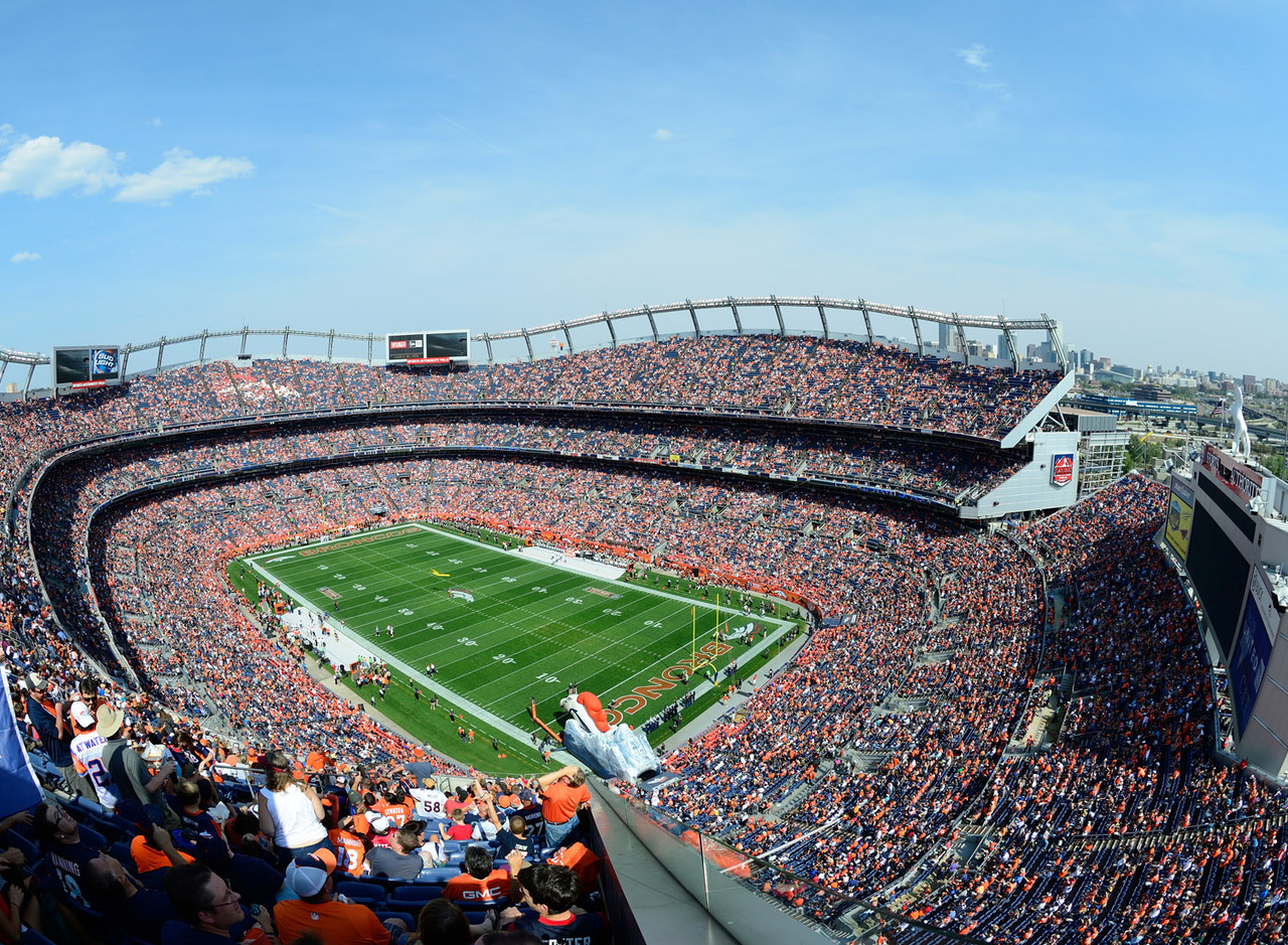 must see stadiums nfl com sports authority field at mile high