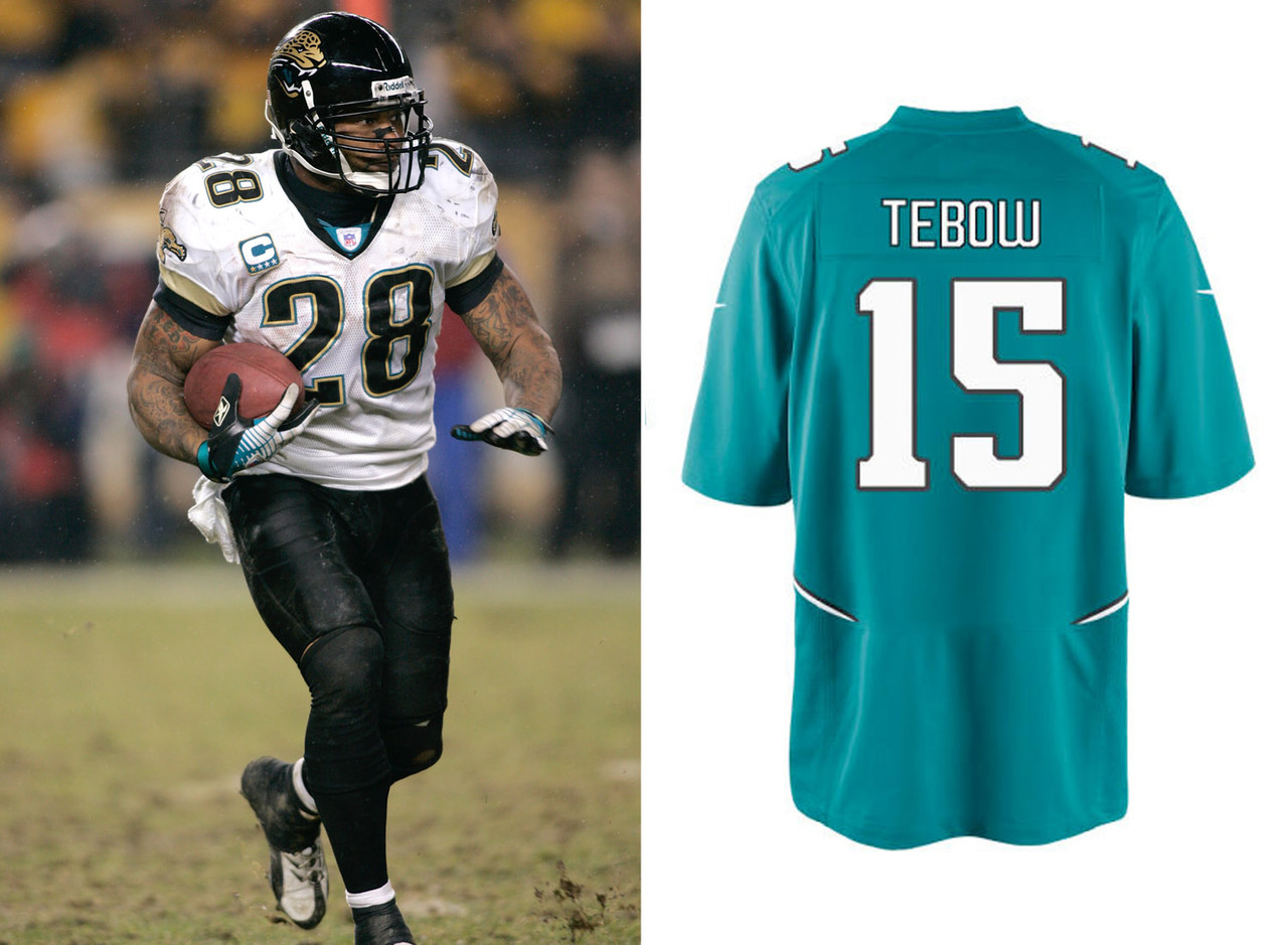 jacksonville jaguars uniforms history best and worst jerseys for a fan. Cars Review. Best American Auto & Cars Review