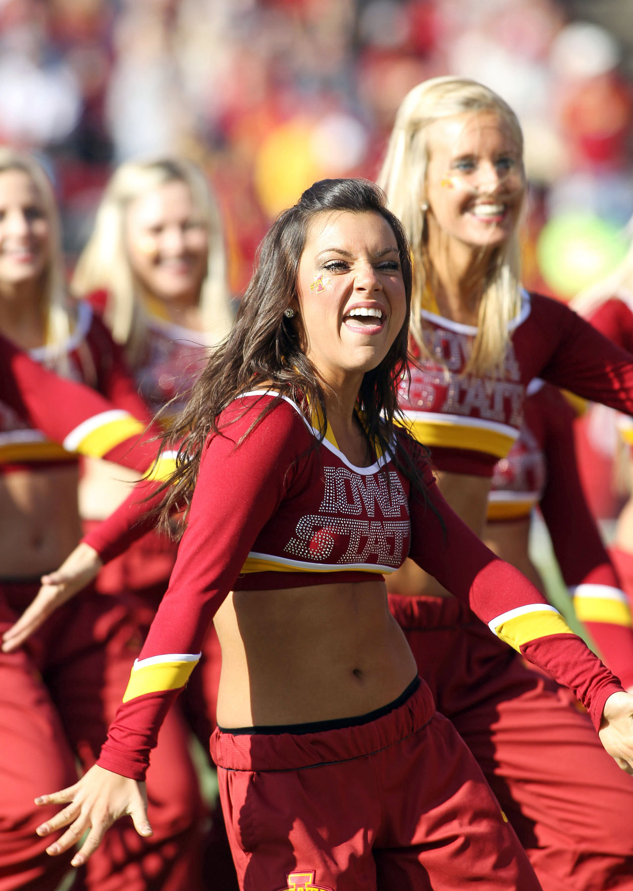 The OFFICIAL Opponent's Hotties Thread- Iowa State (Get ...