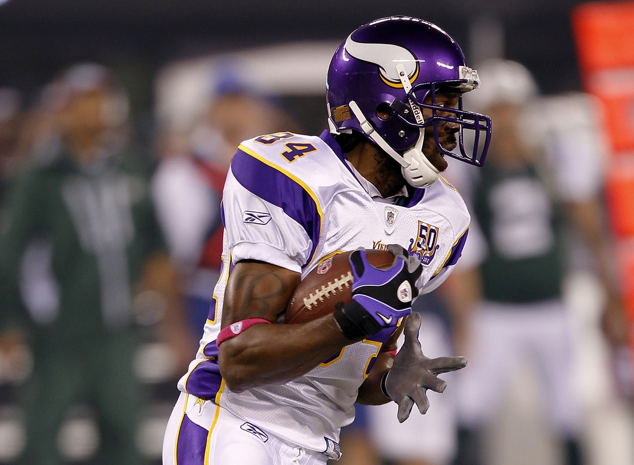 Honorable mention: Randy Moss traded to Vikings in 2010
