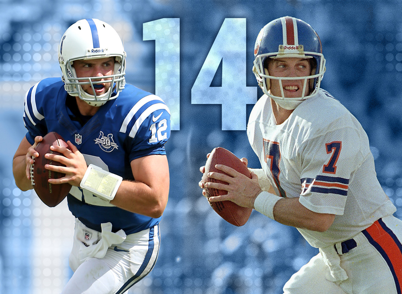 No. 1 quarterbacks