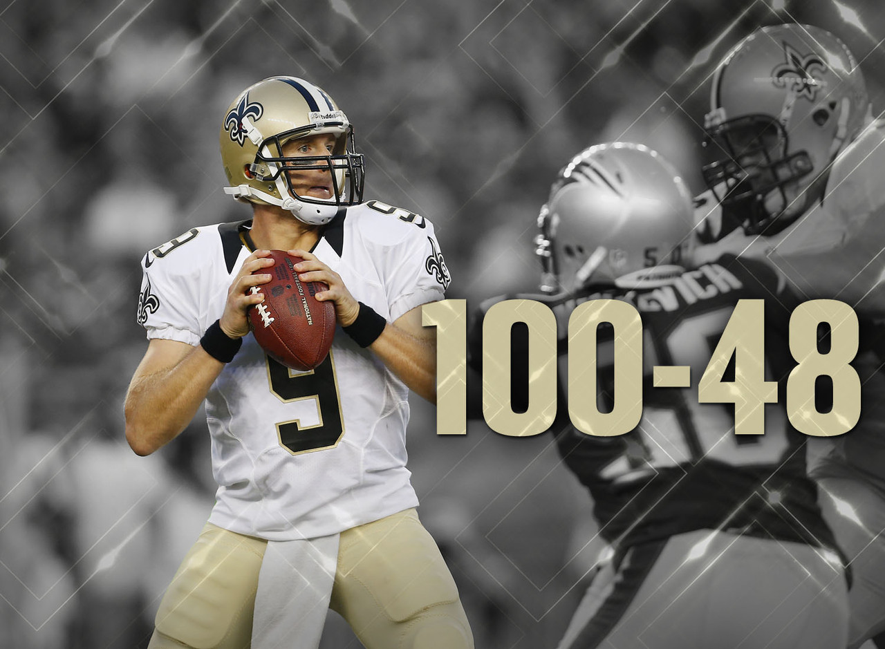 Is it possible that one QB actually has Bill Belichick's number? Drew Brees is 3-0 vs. the Patriots in his career, with eight TDs, no INTs and a 148.3 passer rating. In two games with San Diego and one with New Orleans, Brees' teams have outscored NE 100-48. <p>Not many would have guessed that the game between teams led by Tom Brady and Drew Brees would feature 2 of the top 4 scoring defenses in the NFL. The Patriots are allowing 14.0 PPG this season (2nd in NFL), while the Saints are allowing 14.6 PPG this season (4th in NFL).</p>
