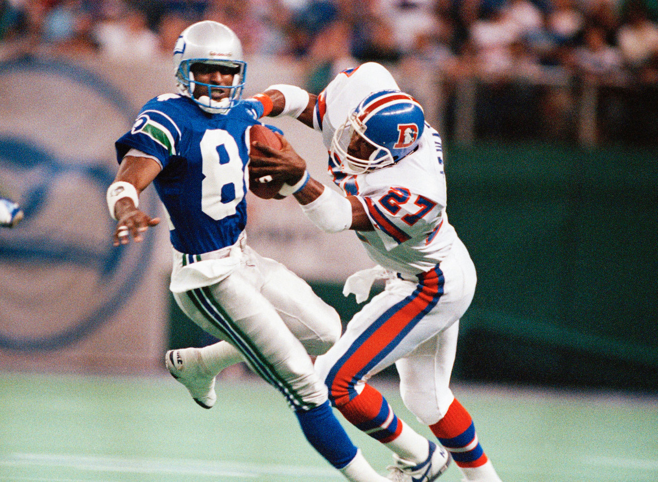 "Let's get straight to the pudding on this deal: Atwater is one of the hardest hitters to ever play the safety position, which is the sole reason he's on this list. Yes, he earned eight Pro Bowl selections, and the two Super Bowl rings toward the end of his career were nice additives. However, Atwater was at his best <i>early</i>, in 1989 and the early '90s. Unfortunately, what the former All-Pro safety <i>doesn't</i> have is numbers -- 24 interceptions is a career total that just doesn't compare to, say, Darren Sharper's 63. Tell you what, though: Atwater's hit on Christian Okoye on ""Monday Night Football"" remains legendary.<br><br> <b>Hall probability:</b> Slim to none."
