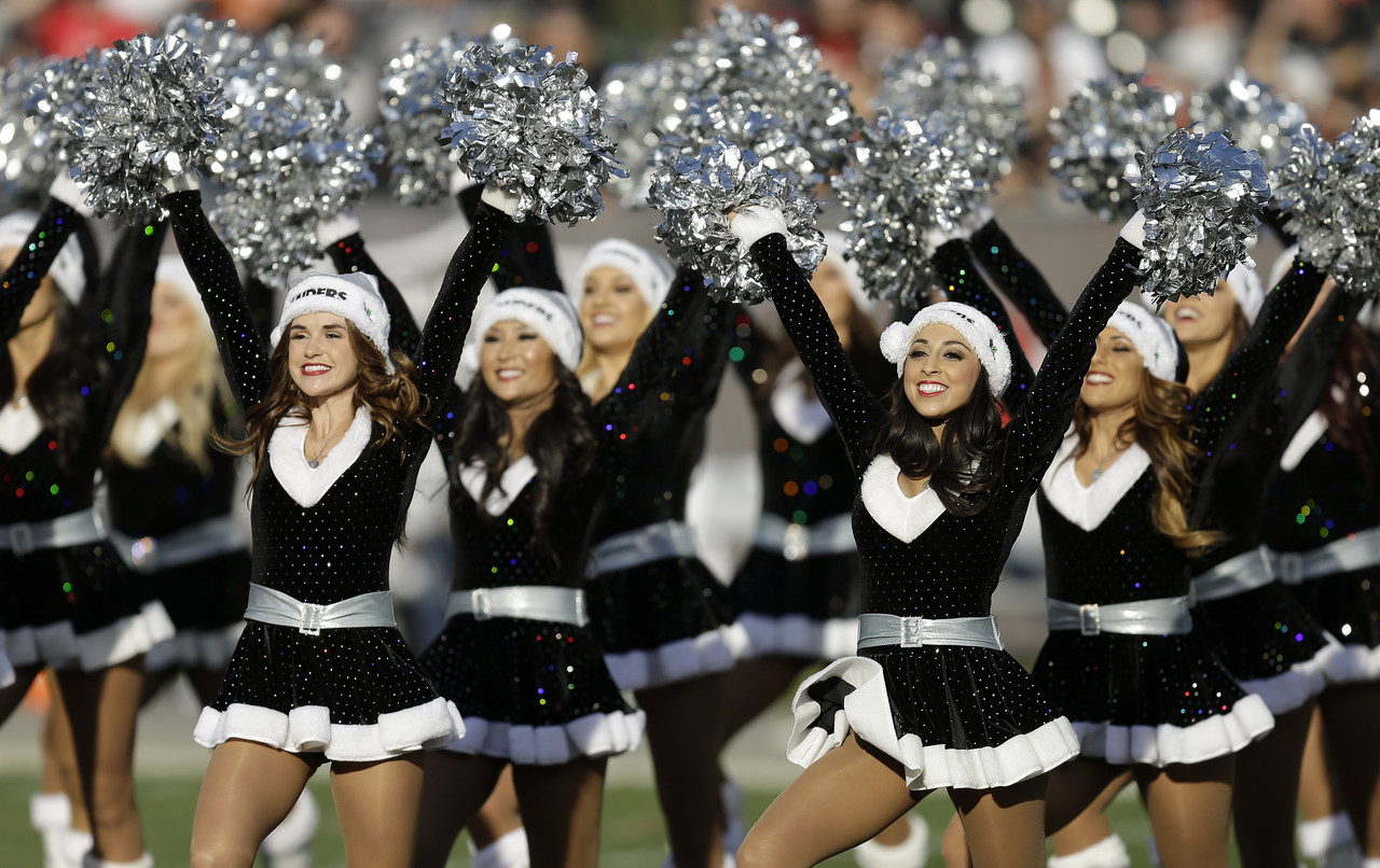 Raiders Cheerleaders 2013 | www.pixshark.com - Images ...