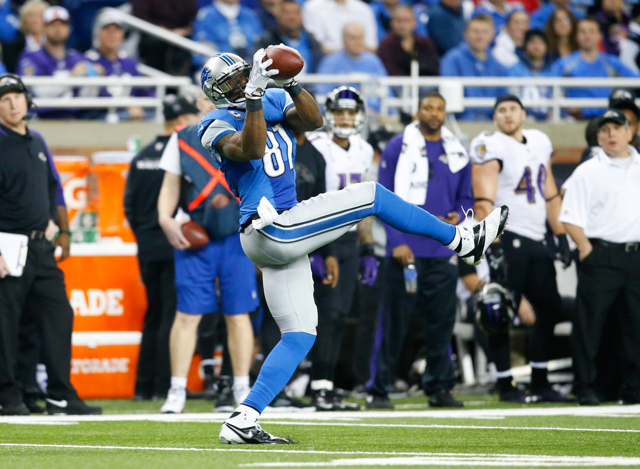 1. Calvin Johnson, Detroit Lions (2013 - 219.20 points):