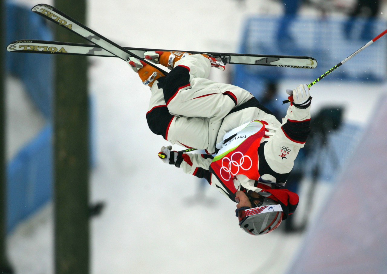 Jeremy Bloom (Freestyle Skiing, 2002, 2006)