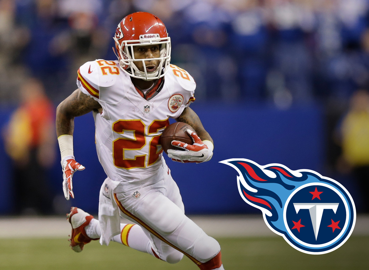 10. Dexter McCluster, RB, Tennessee Titans