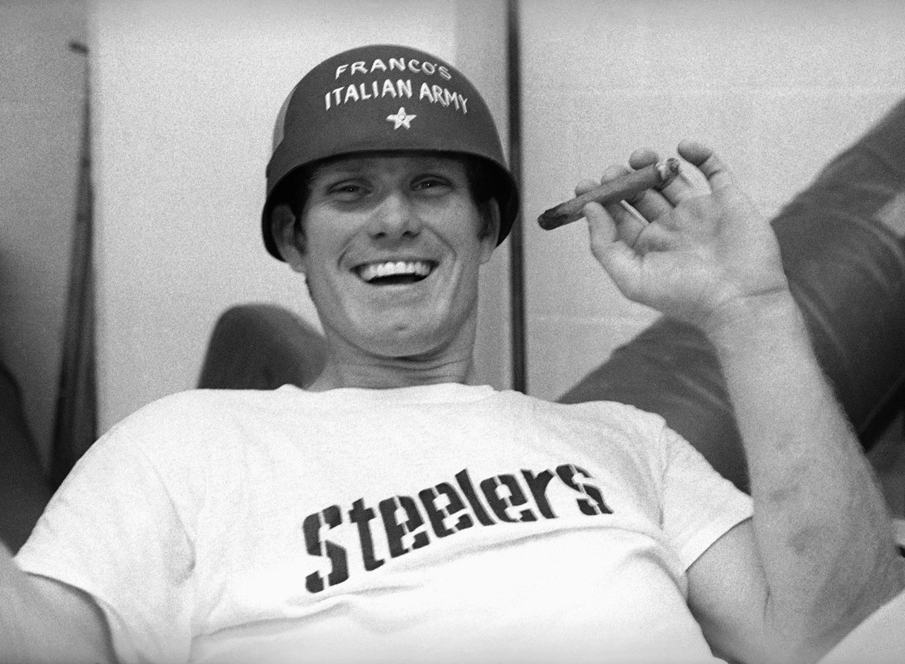 Yeah, we know ... Ben Roethlisberger's numbers are better. It's also a different game now than it was in the 1970s, and Bradshaw is one of just two quarterbacks -- along with Joe Montana -- to have won four Super Bowls.