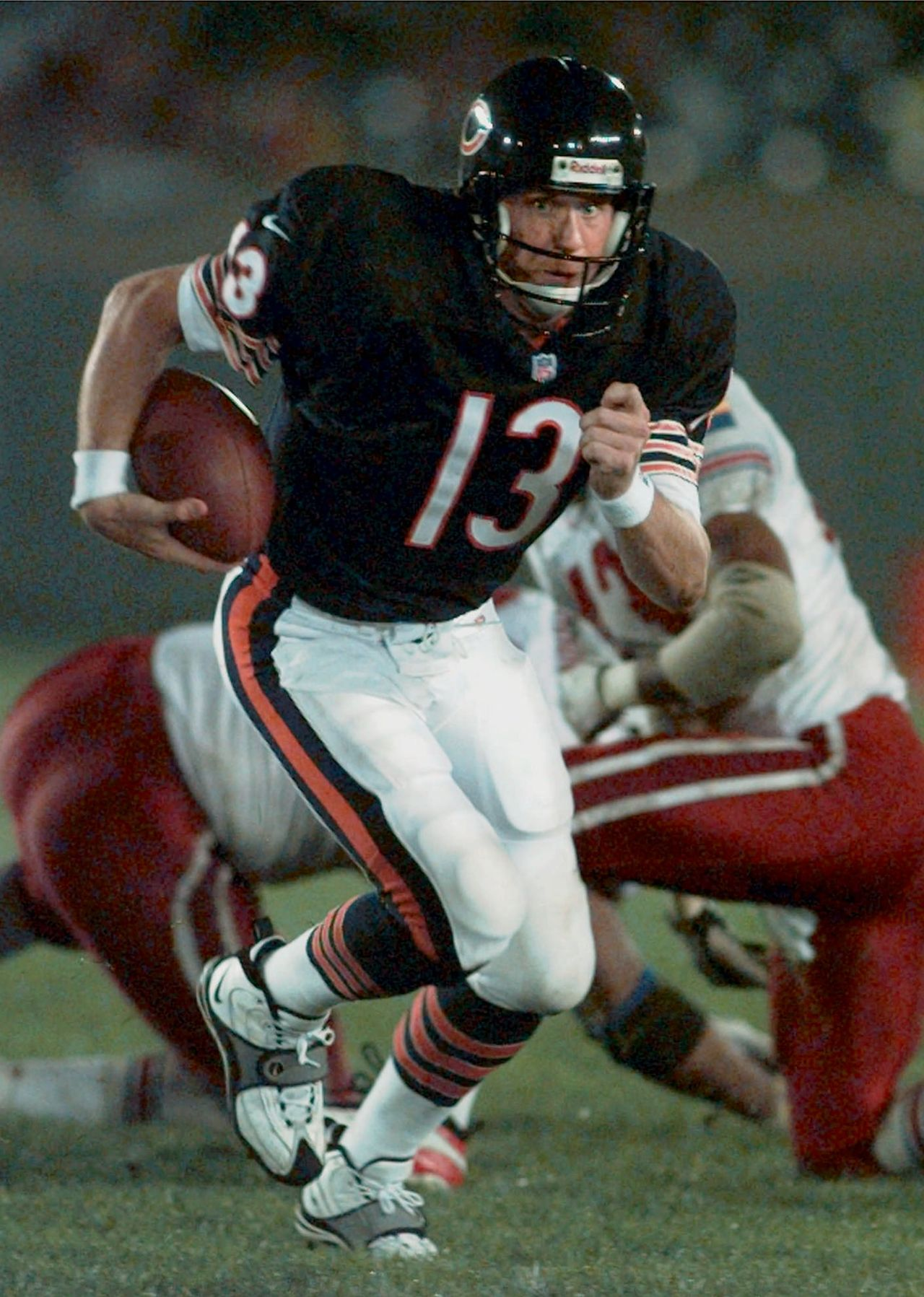 Honorable mention: Rick Mirer traded to Bears (1997)
