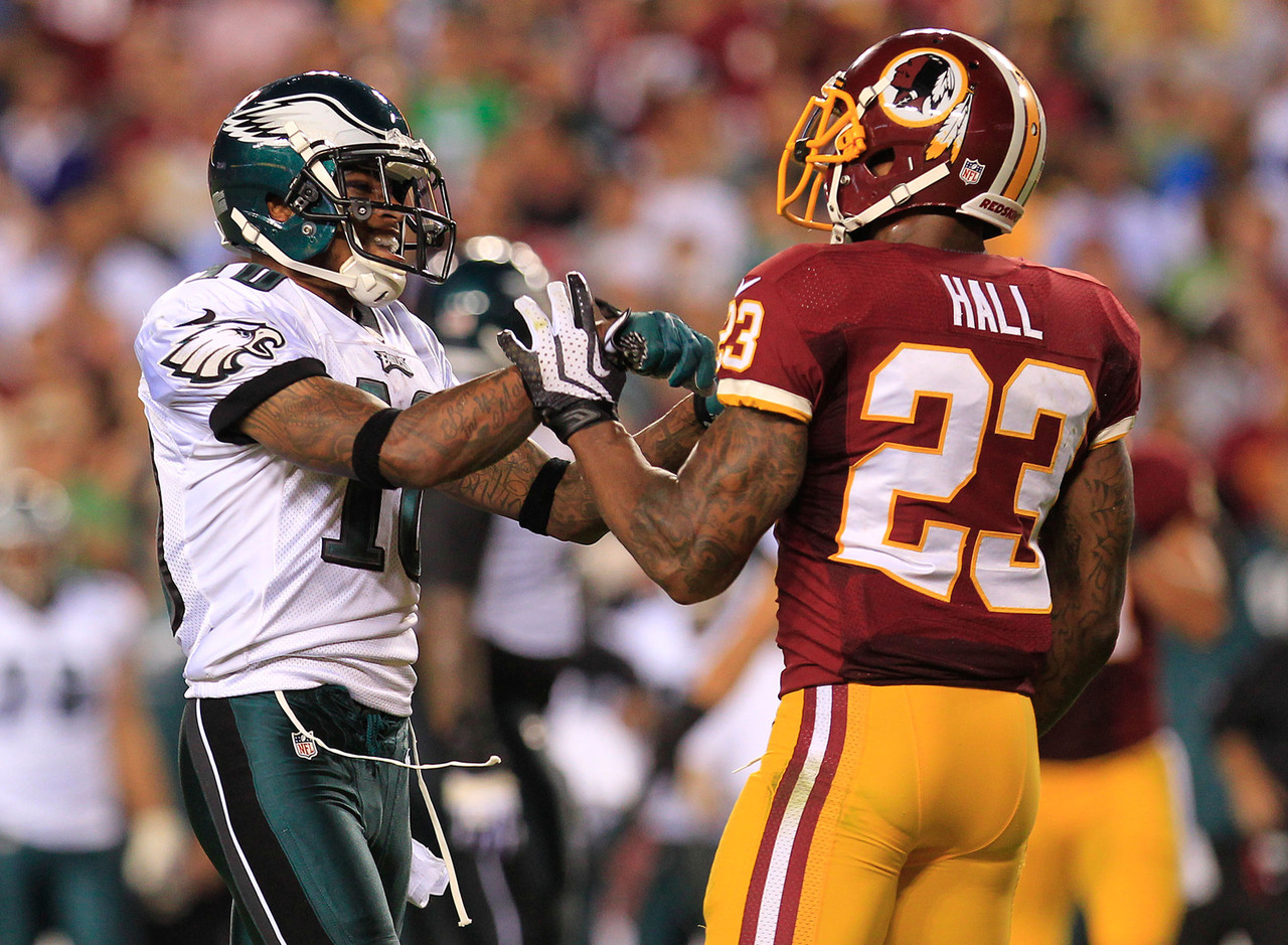 DeSean Jackson - Eagles/Redskins