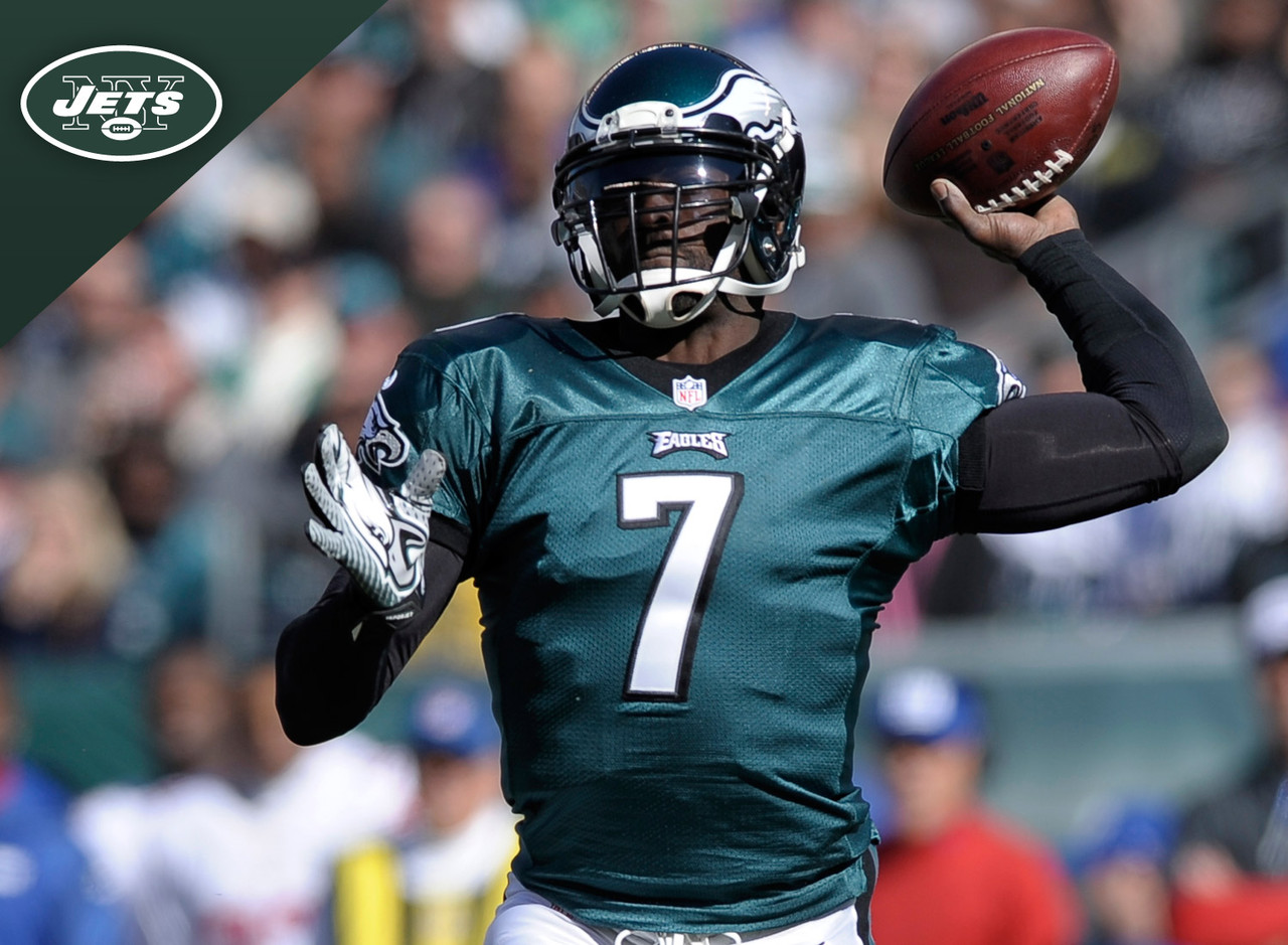 20. Michael Vick, QB, New York Jets