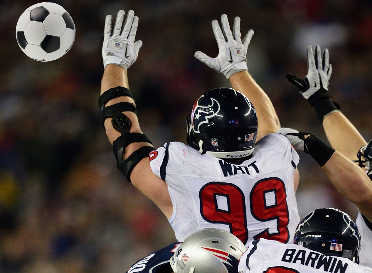 Goalkeeper - J.J. Watt