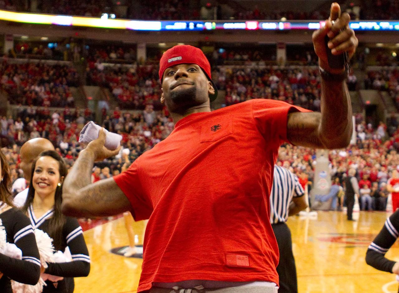 LeBron James -- Ohio State
