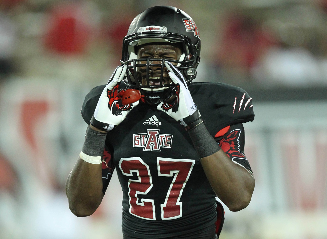 14. Money Hunter, DB, Arkansas State
