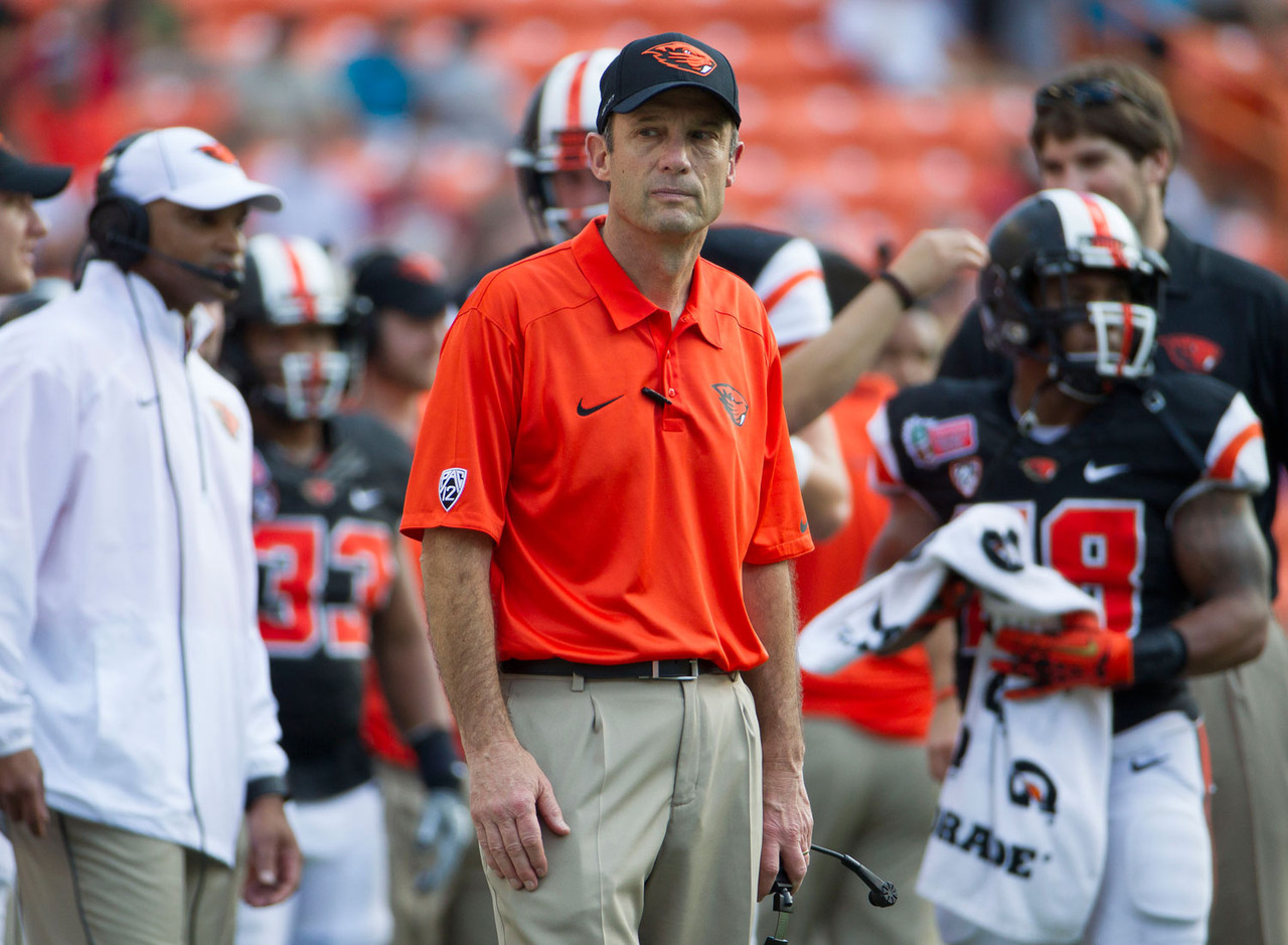 14. Mike Riley, Oregon State