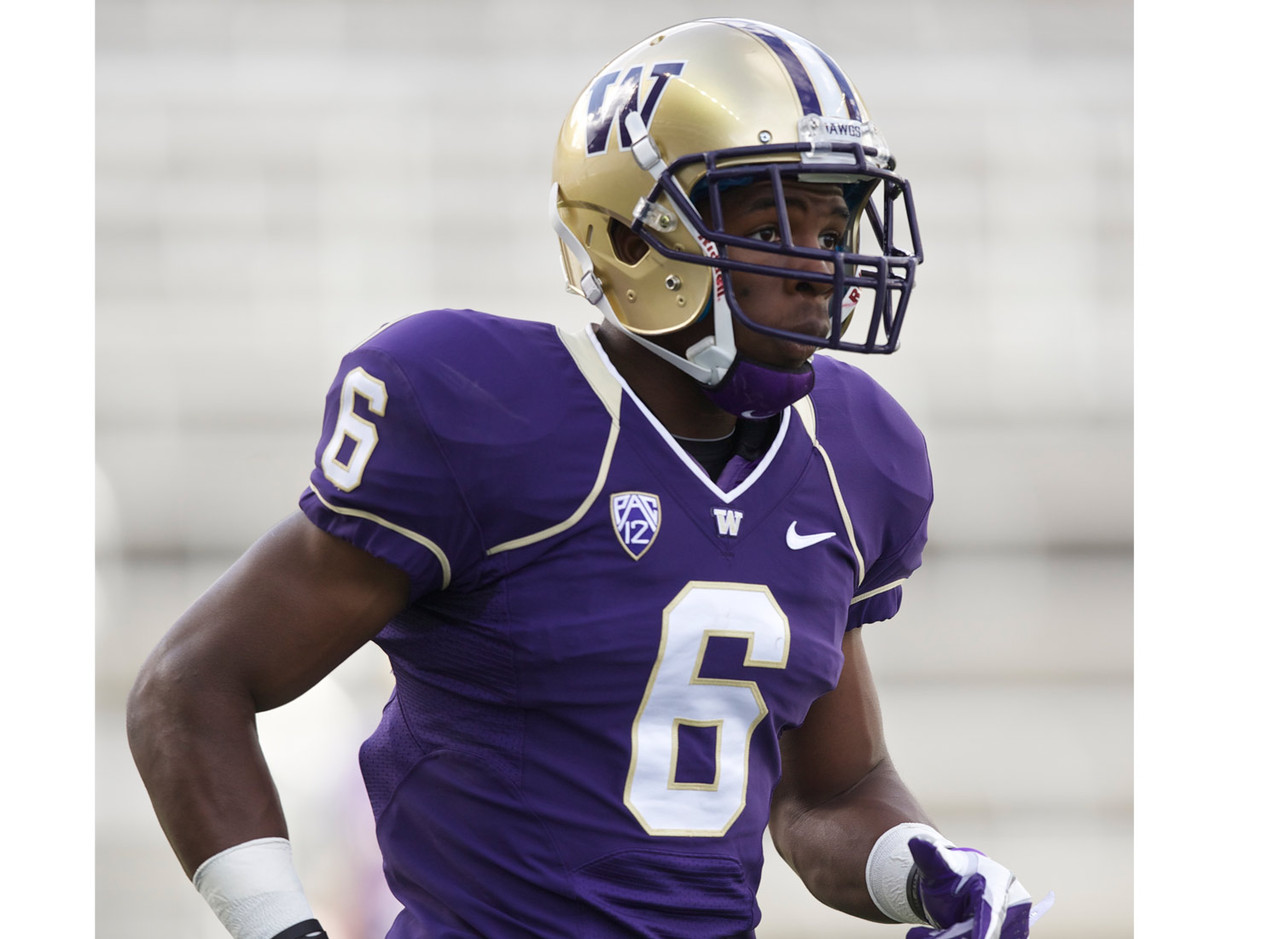 <b>Size:</b> 6-1, 188 pounds. <b>Freshman status:</b> Redshirt. <b>Why he'll make his mark early:</b> The Huskies lost most of their experience from last year's secondary, opening an especially strong opportunity for Kelly. He was the defensive MVP of the scout team last year, showing promising ability as a cover man on the practice field. Kelly emerged from his competition as a starting corner exiting spring practice, and might also contribute in the return game. At 6-1, he has good length and will likely be asked to take on bigger receivers this fall.