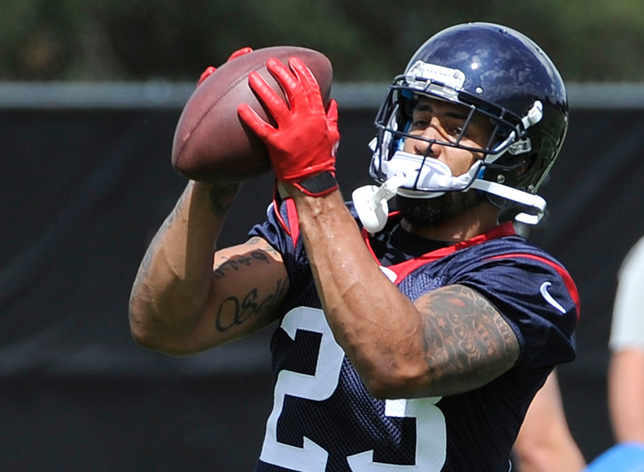 Arian Foster, RB, Houston Texans