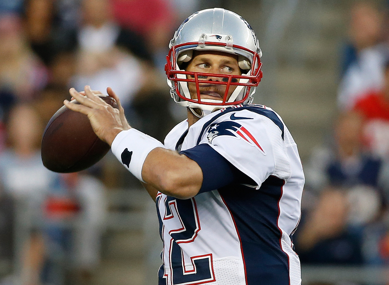 Quarterback: Tom Brady, New England Patriots